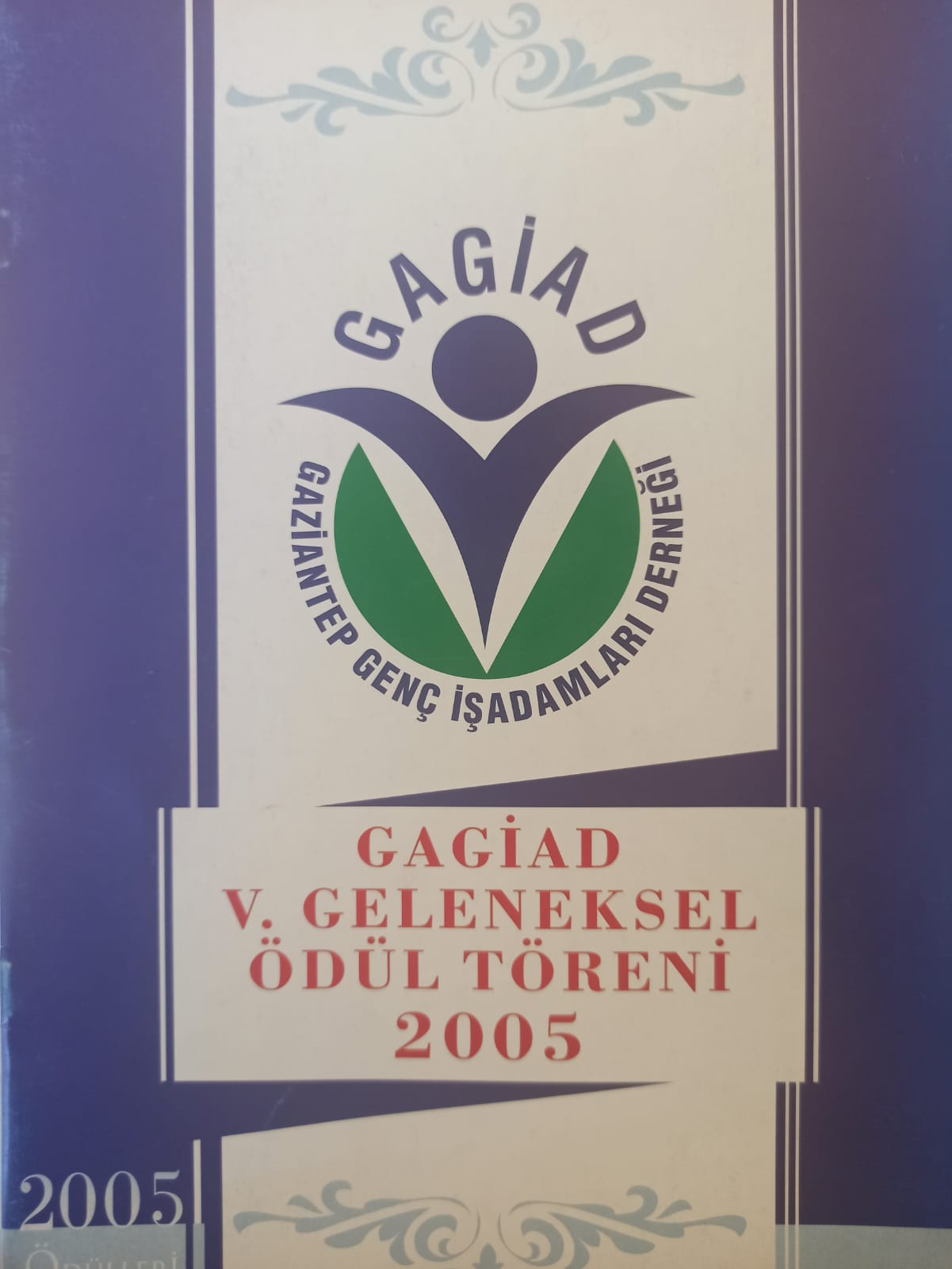 GAGİAD V. GELENEKSEL ÖDÜL TÖRENİ