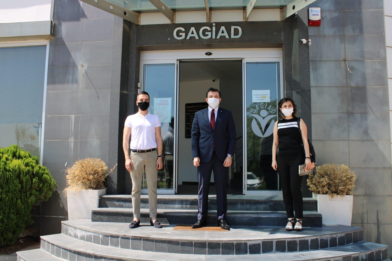 KARİYER GAÜN, GAGİAD'I ZİYARET ETTİ